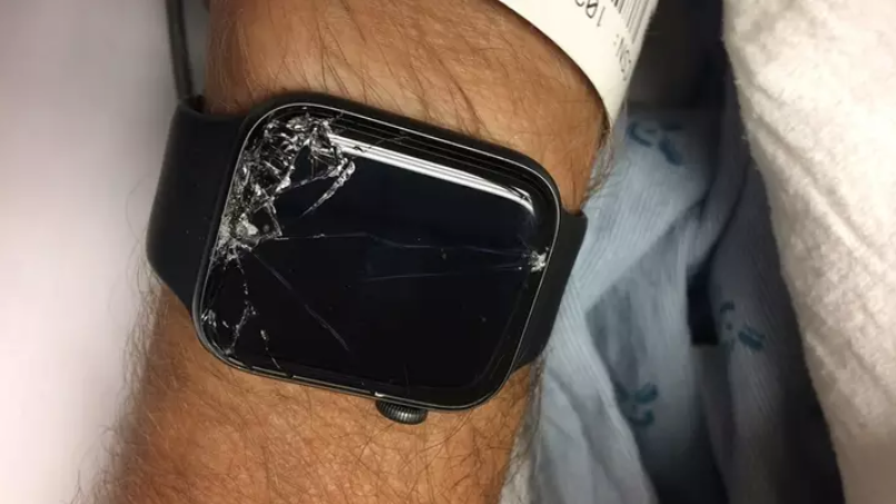 2019 09 26 11 37 39 ​Apple Watch Alerts Emergency Services After Man Suffers Hard Fall From Bike L