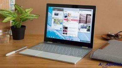 Photo of الكمبيوتر الشخصي القادم من جوجل : PixelBook 2