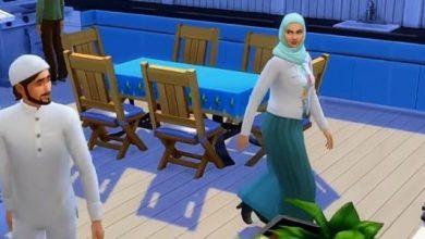 Photo of لعبة The Sims 4 أخيرًا بالملابس والمعمار الإسلامي في التحديث القادم