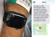 Photo of رجل ينقذ والده بعد سقوطه من دراجته الهوائية بفضل ساعة Apple Watch