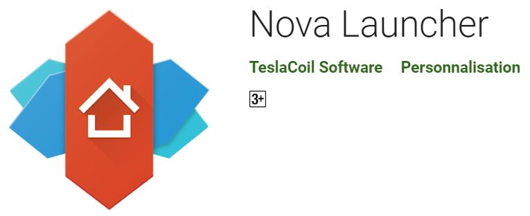 2019 10 04 09 50 26 Nova Launcher – Applications sur Google Play