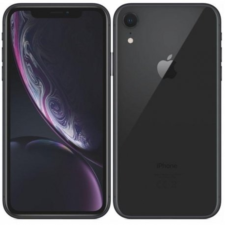 apple iphone xr 128gb noir