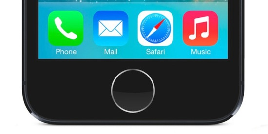 iPhone Bouton Home 4
