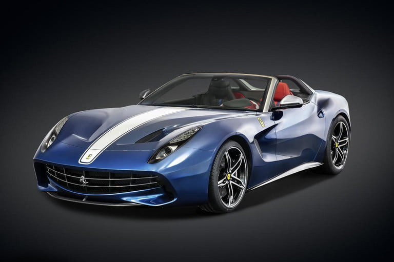 Ferrari F America