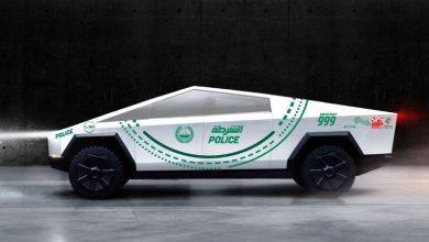 Photo of سيارة تسلا سايبرتراك تنضم إلى صفوف شرطة دبي