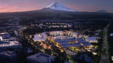 Photo of CES 2020 : تويوتا ترغب في بناء مدينة نموذجية