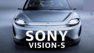 "Photo of CES 2020: سوني تفاجئ الجميع بأول سيارة كهربائية لها ""Vision-S """
