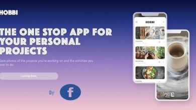 Photo of فيسبوك يطلق تطبيق جديد Hobbi مشابه لـ Pinterest