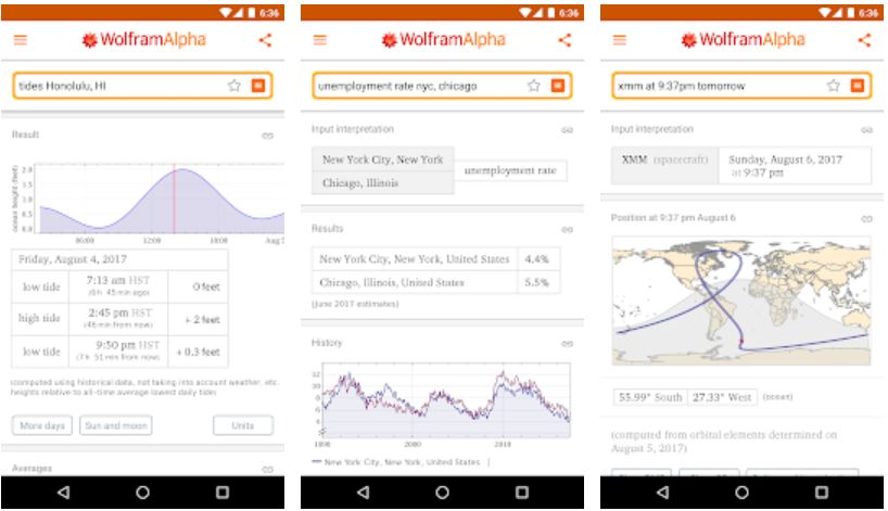 WolframAlpha Apps on Google Play